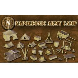 Napoleonic Army Camp