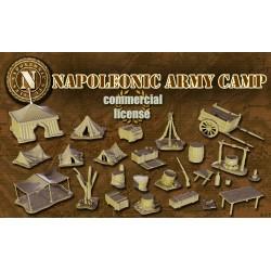 Napoleonic Camp Comercial...