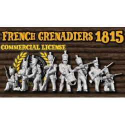 French Grenadiers Comercial...